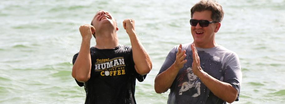 Craig Baptism
